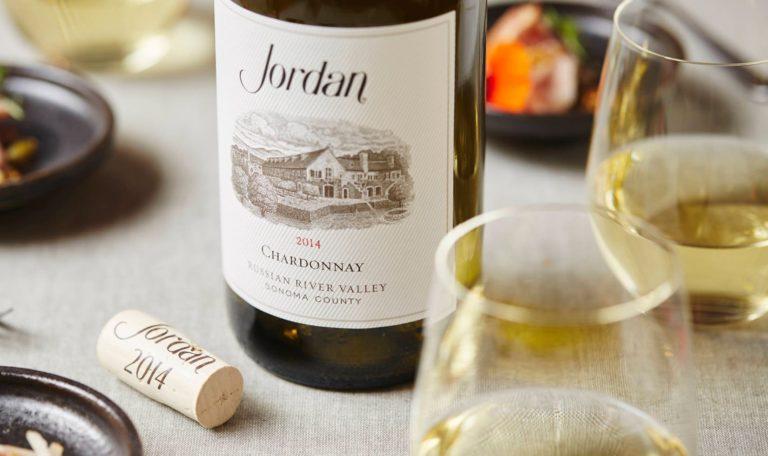 2014 Jordan Russian River Valley Chardonnay