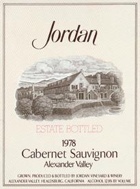 1978 Cabernet Sauvignon