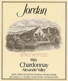 1986 Chardonnay