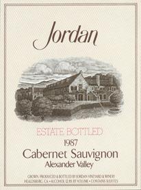 1987 Cabernet Sauvignon